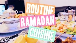 MA ROUTINE RAMADAN ... en Cuisine ! - TheDollBeauty