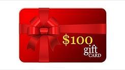 $100 Gift Card RewardZoneUSA Experience - Success!