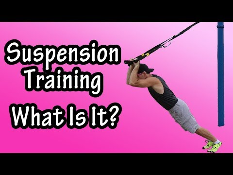 What Is Suspension Training Benefits Of Suspension Training