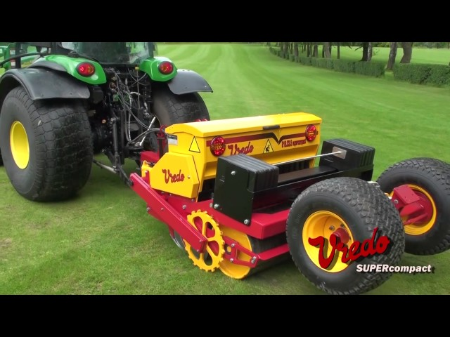 Vredo SUPERcompact film 2016