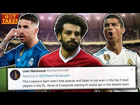 """Mohamed Salah Is Not GOOD ENOUGH For Real Madrid"" 
