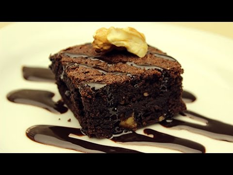 klassischer schoko brownie rezept schokoladenkuchen mit waln ssen youtube. Black Bedroom Furniture Sets. Home Design Ideas