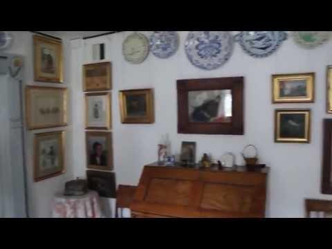 Anna og Michael Anchers hjem