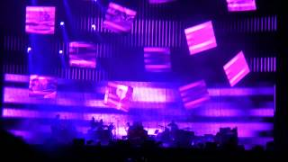 Radiohead - True love waits & Everything in its right place @ Foro Sol 18 de Abril 2012