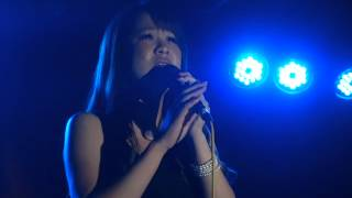 山本美優「come back」(倖田來未)、梅田ALWAYS、15.04.12