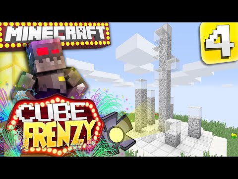 Minecraft Cube Frenzy Episode 4: Bets Off