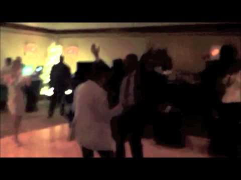 Kwame Brown, Dorothy Brizill Dance at D.C. Council Party