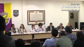 Reunião do Executivo Municipal em 8 de Maio de 2013