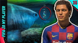 shark attack... | FIFA 20 My Player Career Mode w/GTA Roleplay | Episode #35