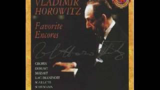 Horowitz plays Debussy