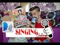 SINGING CHALLENGE with Speech Jammer I BRAVOTUBE