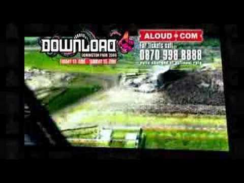 Download Festival 2008 Ad