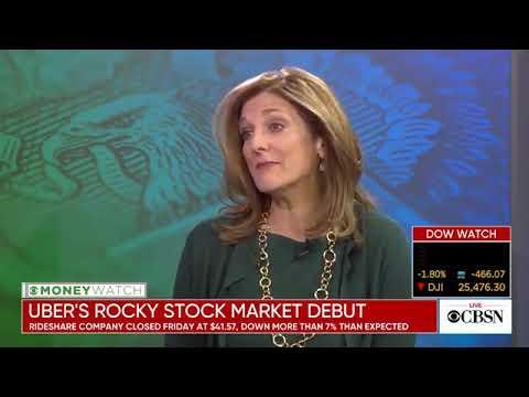 Uber's Losses Reach Double Digits in IPO Debut Debacle