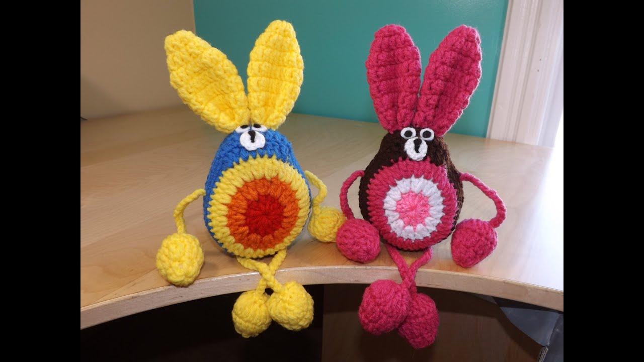 Crochet amigurumi bunny youtube crochet amigurumi bunny ccuart Choice Image