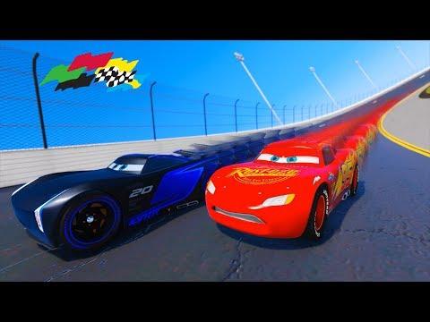 Race Disney Pixar Cars 3 Daytona Lightning Mcqueen Fran