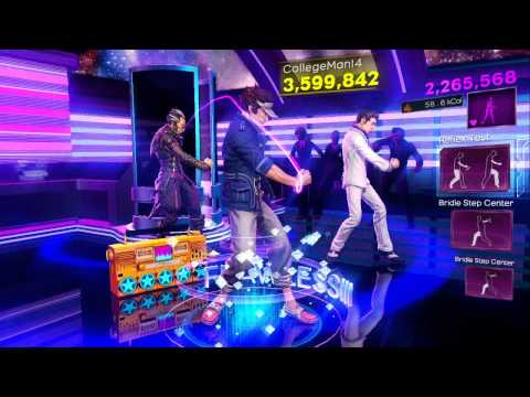 Dance Central 3 DLC - Euphoria (Hard) - Usher - *FLAWLESS*