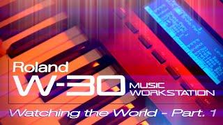 Roland W-30 | Watching the World