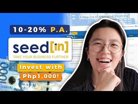 📈 Investing in SeedIn Philippines 2020 | How to Invest in SeedIn | Guide to SeedIn Passive Income
