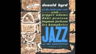 Donald Byrd- My girl shirl
