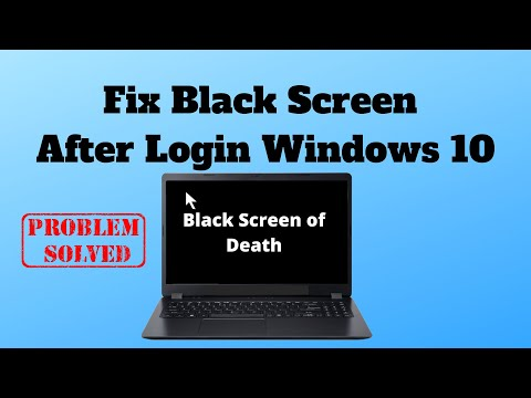 Fix Black Screen