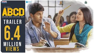 ABCD - American Born Confused Desi Theatrical Trailer | Allu Sirish | Rukshar | #ABCDTrailer | May17