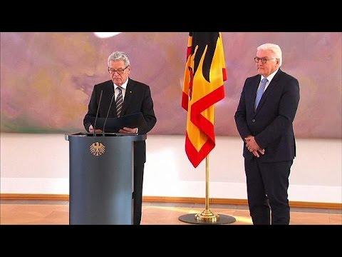 Allemagne : Frank-Walter Steinmeier en piste pour devenir président