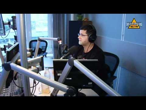 Нуждин & Михайлов: Break Dance в прямом эфире радио MAXIMUM.