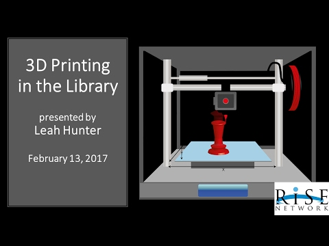 3D Printing in the Library