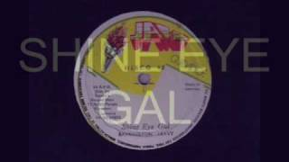 Barrington Levy - Shine Eye Gal Reggae (Dub cut)