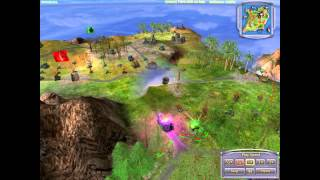 Massive Assault Network PC 2004 Gameplay