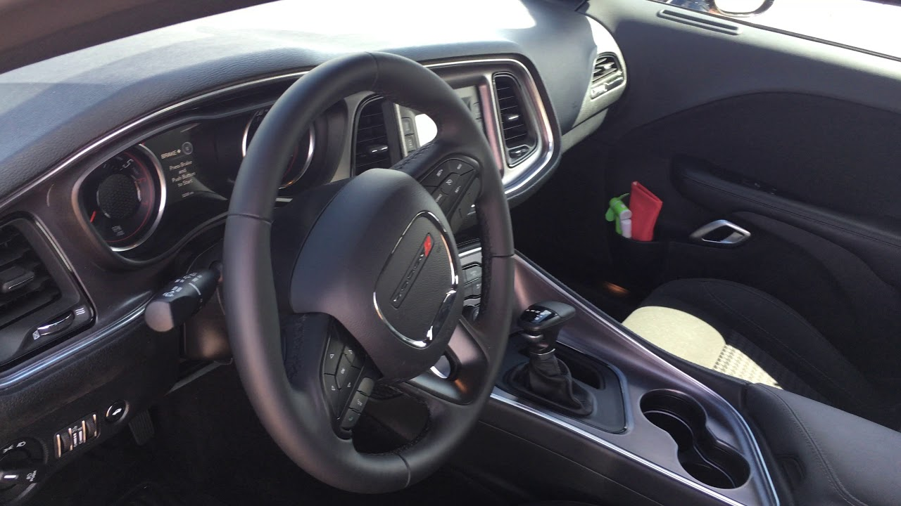 Dodge Challenger Rental Enterprise Youtube