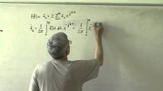 Лекция 52. Спектр короткого импульса
