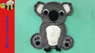 Crochet Koala Tutorial