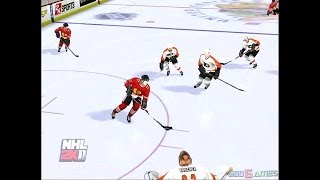 NHL 2K11 - Gameplay Wii (Original Wii)