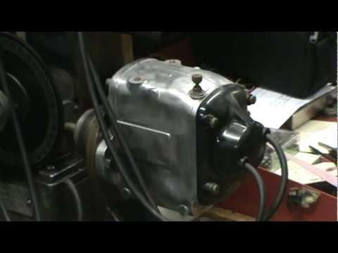 bosch magneto for caterpillar pony motor