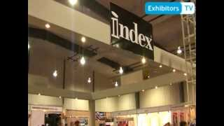 Index Pakistan (Pvt) Ltd. supplying Corporate and Home furniture (Exhibitors TV at My Karachi 2013)