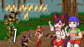 Фото Golden Axe 2 [1] Pit Of The Dragon's Stomach
