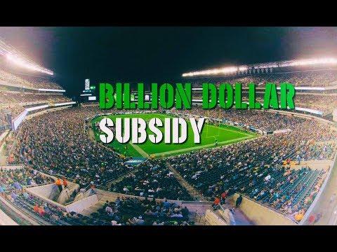 BUDGET BUSTER: NFL $Billions Subsidies