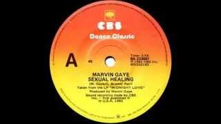 Marvin Gaye - Sexual Healing (Album Mix)