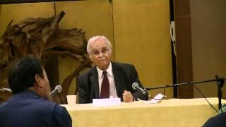 Mr. Ali Nakhjavani In Yamaguchi, Japan May 2012 (1)