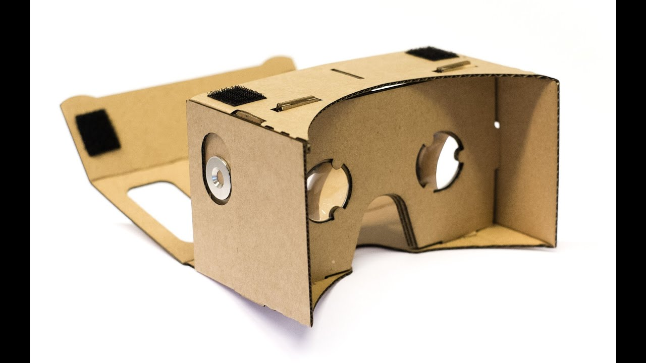Cheapest Way To Experience Virtual Reality Ebay Vr Google -8546