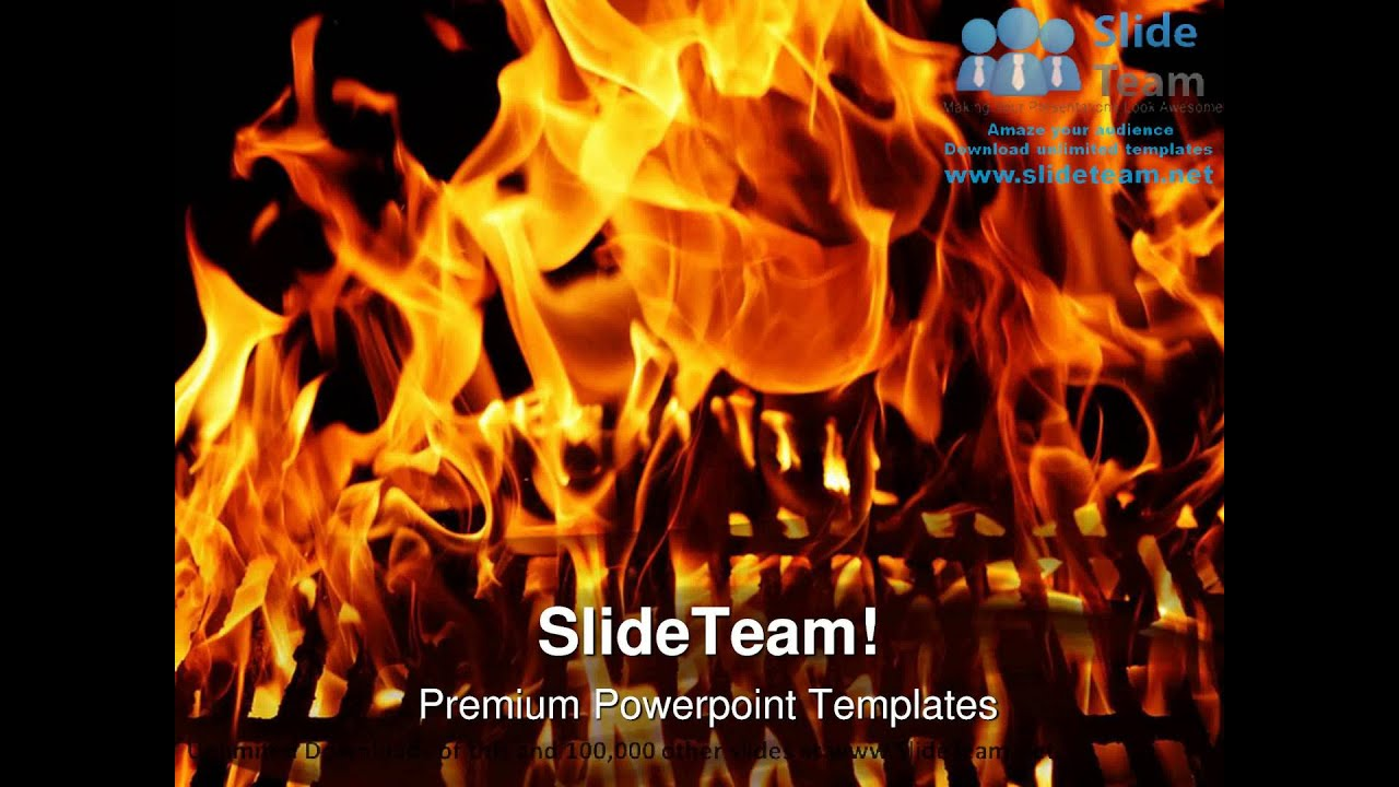 Burning flame from grill industrial powerpoint templates themes and burning flame from grill industrial powerpoint templates themes and backgrounds ppt themes youtube toneelgroepblik Image collections