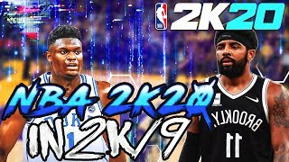 HOW TO PLAY NBA 2K20 IN 2K19 (HOW TO UPDATE ROSTERS IN NBA 2K19)