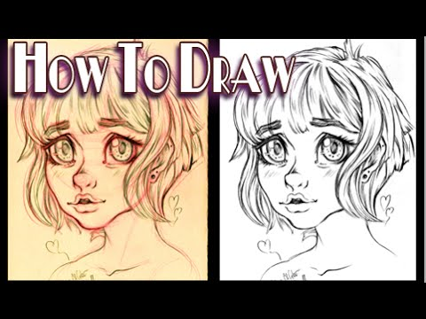 How To Draw Kawaii Anime