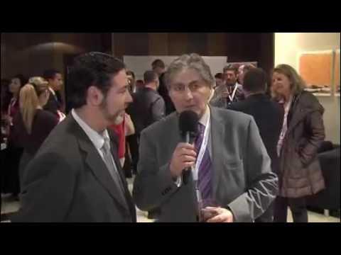 Chester con Antonio Perea de AEGVE en Amadeus