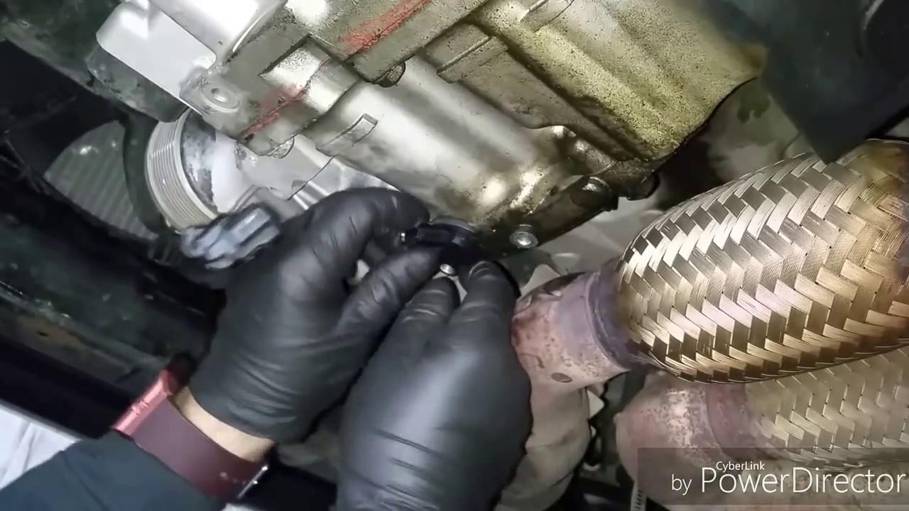 Crank Sensor Replacement 2005 Nissan Maxima  YouTube