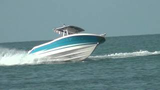 29' Hydra-Sports Boat Rental in the FL Keys