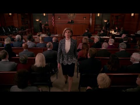 Download The Good Wife 7x22 - Alicia humiliates Diane in the Court