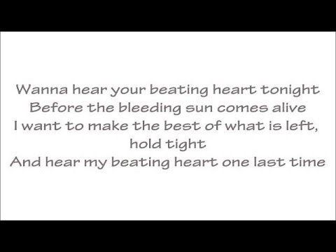 Ellie Goulding  Beating Heart Lyrics
