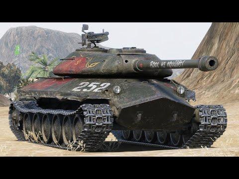World Of Tanks Object 252U Defender   6 Kills 7,2K Damage